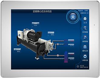 格力CE系列离心式水冷冷水机组