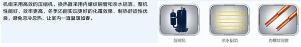 A2系列普通静压风管送风式空调机组