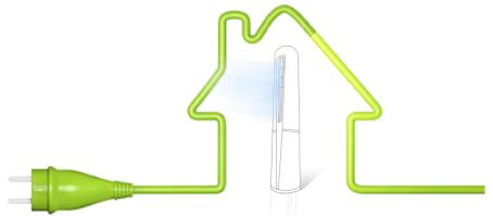 海尔帝樽·酷风系列物联网空调