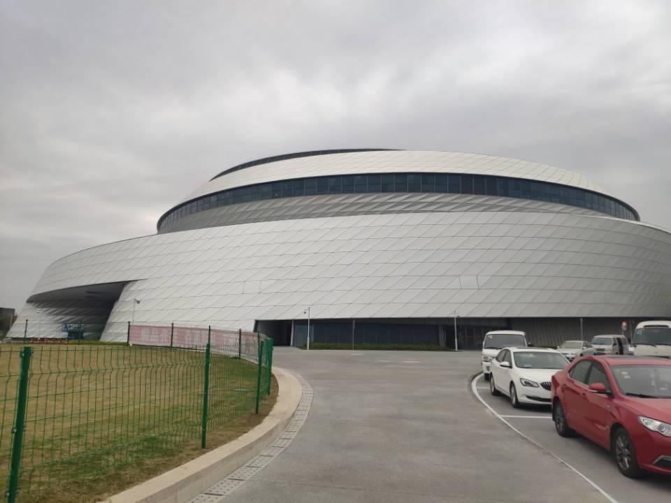 上海天文馆海尔中央空调在建项目案例分享