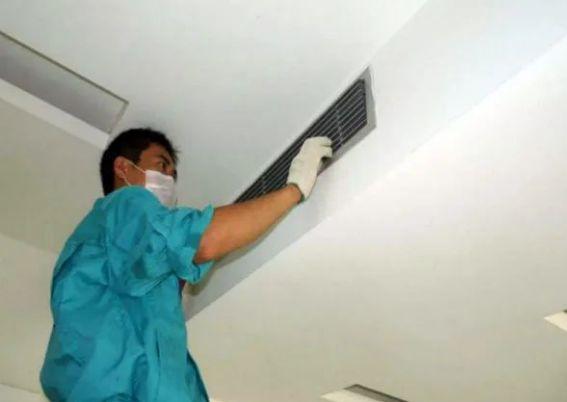 中央空调关机要这样操作,拒绝细菌滋生