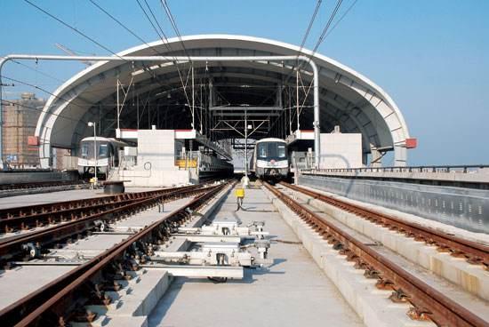 喜讯,上海绿适中标上海轨道交通基地和控制中心中央空调维保项目