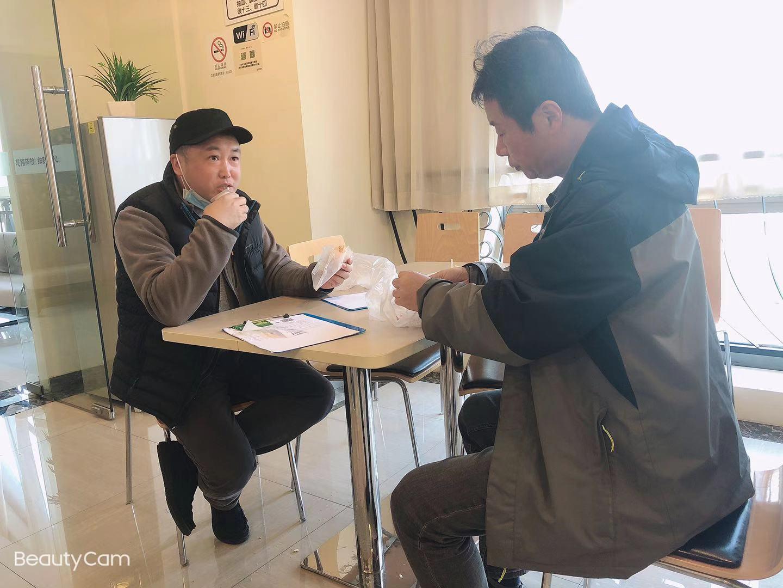员工福利,企业关怀——上海绿适开展职工体检活动!!