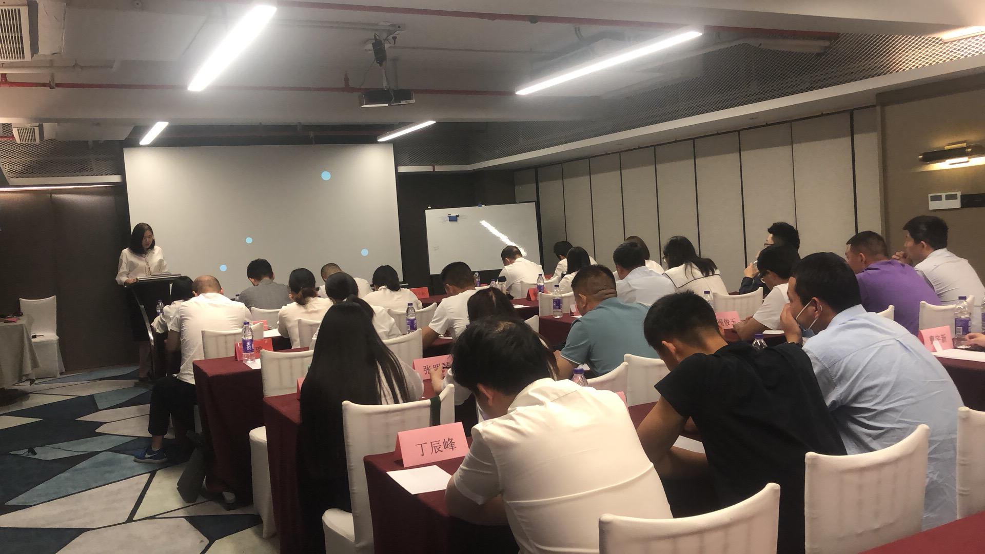挑战自我 同创辉煌——上海绿适2021年中会议VS团建活动圆满完成